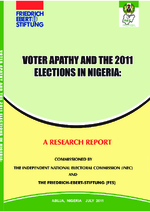 Voter apathy and the 2011 elections in Nigeria