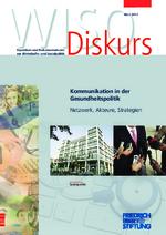 Kommunikation in der Gesundheitspolitik