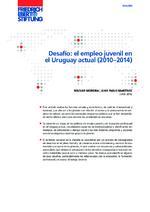Desafío: el empleo juvenil en el Uruguay actual