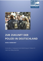 Zur Zukunft der Polizei in Deutschland