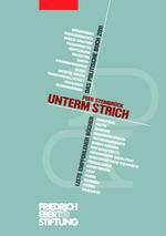 """Dokumentation der Preisverleihung Das politische Buch 2011: Peer Steinbrück """"Unterm Strich"""""""