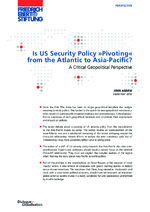 "Is US security policy ""pivoting"" from the Atlantic to Asia-Pacific?"