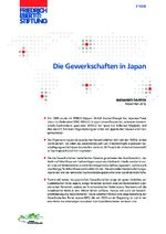 Gewerkschaften in Japan
