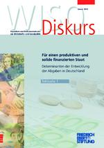 Determinanten der Entwicklung der Abgaben in Deutschland