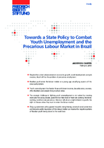 Towards a state policy to combat youth unemployment and the precarious labour market in Brazil