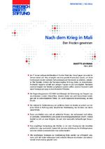 Nach dem Krieg in Mali