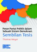 Peran partai politik dalam sebuah sistem demokrasi