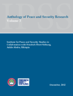 Anthology of peace and security research : Volume 3