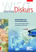 Finanzaufsicht und Finanzmarktwächter