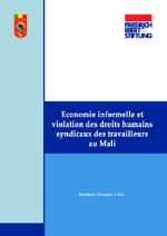 Economie informelle et violation des droits humains syndicaux des travailleurs au Mali