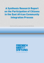 A synthesis research report on the participation of citizens in the East African Community integration process