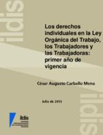 Los derechos individuales en la Ley Orgánica del Trabajo, los Trabajadores y las Trabajadoras