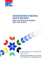 Afghanistan's region: 2014 & beyond