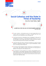 Social cohesion and the state in times of austerity