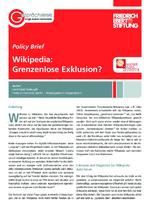 Wikipedia: grenzenlose Exklusion?