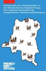 Kartographie der Gewerkschaften in der Demokratischen Republik Kongo