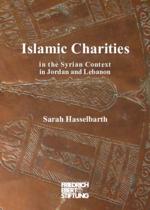 Islamic charities in the Syrian context in Jordan and Lebanon