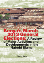 Kenya's March 2013 general elections