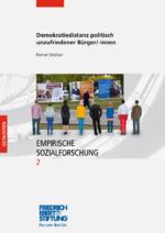 Demokratiedistanz politisch unzufriedener Bürger/-innen