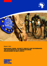 Organized crime, security threats and governance: The sustainability of European Union programmes in West Africa