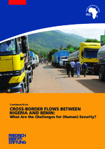 Cross-border flows between Nigeria and Benin