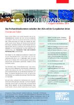 Das Freihandelsabkommen zwischen den USA und der Europäischen Union