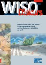 Die Euro-Zone nach vier Jahren Krisenmanagement und Ad-hoc-Reformen: was bleibt zu tun?