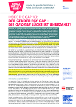 Der gender pay gap