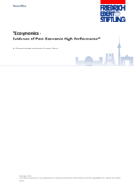 Ecosynomics - evidence of post-economic highg performance