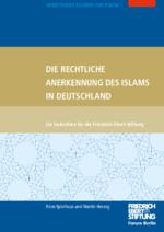 Die rechtliche Anerkennung des Islams in Deutschland