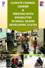 Climate change, gender & persons with disabilities in small island developing states