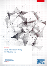 Social innovation policy for industry 4.0