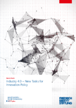 Industry 4.0 - new tasks for innovation policy