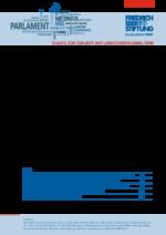 Dialog zur Zukunft der Landesverfassung NRW ; 1