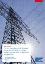 L'Union européenne de l`énergie