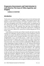 Progressive governments and trade unionism in Latin America