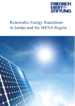 Renewable energy transitions in Jordan and the MENA region