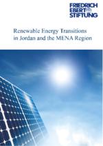 Renewable energy transitions in Jordan and the MENA region