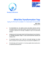 Mind the transformation trap