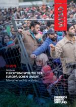 Flüchtlingspolitik der Europäischen Union