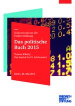 """Thomas Piketty """"Das Kapital im 21. Jahrhundert"""""""