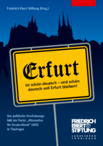 Erfurt ist schön deutsch - und schön deutsch soll Erfurt bleiben!