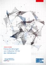 Herausforderungen von Industrie 4.0 für den Mittelstand