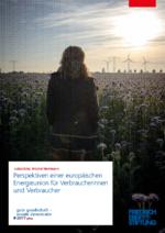 Perspektiven einer europäischen Energieunion für Verbraucherinnen und Verbraucher