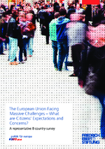 The European Union facing massive challenges - what are citizens' expectations and concerns?
