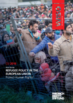 Refugee policy in the European Union