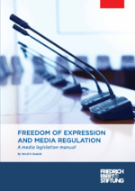 Freedom of expression and media regulation