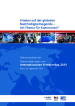 Frieden auf der globalen Nachhaltigkeitsagenda - ein Thema für Kommunen?