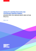 Adequate contribution rates for sustainable pension funding