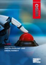 Digitalisierung und Einfacharbeit